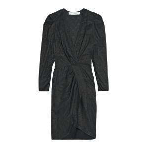 Robe Harris Coton Noir