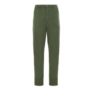 Pantalon Tucker Coton Surplus Kaki