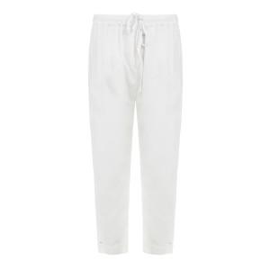 Pantalon Draper Blanc