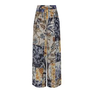 Pantalon Aliane Imprimé Floral
