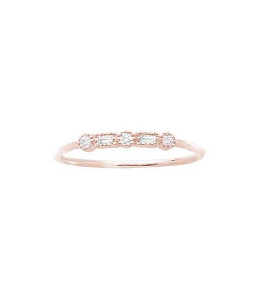 Bague Simple Serenity Diamants
