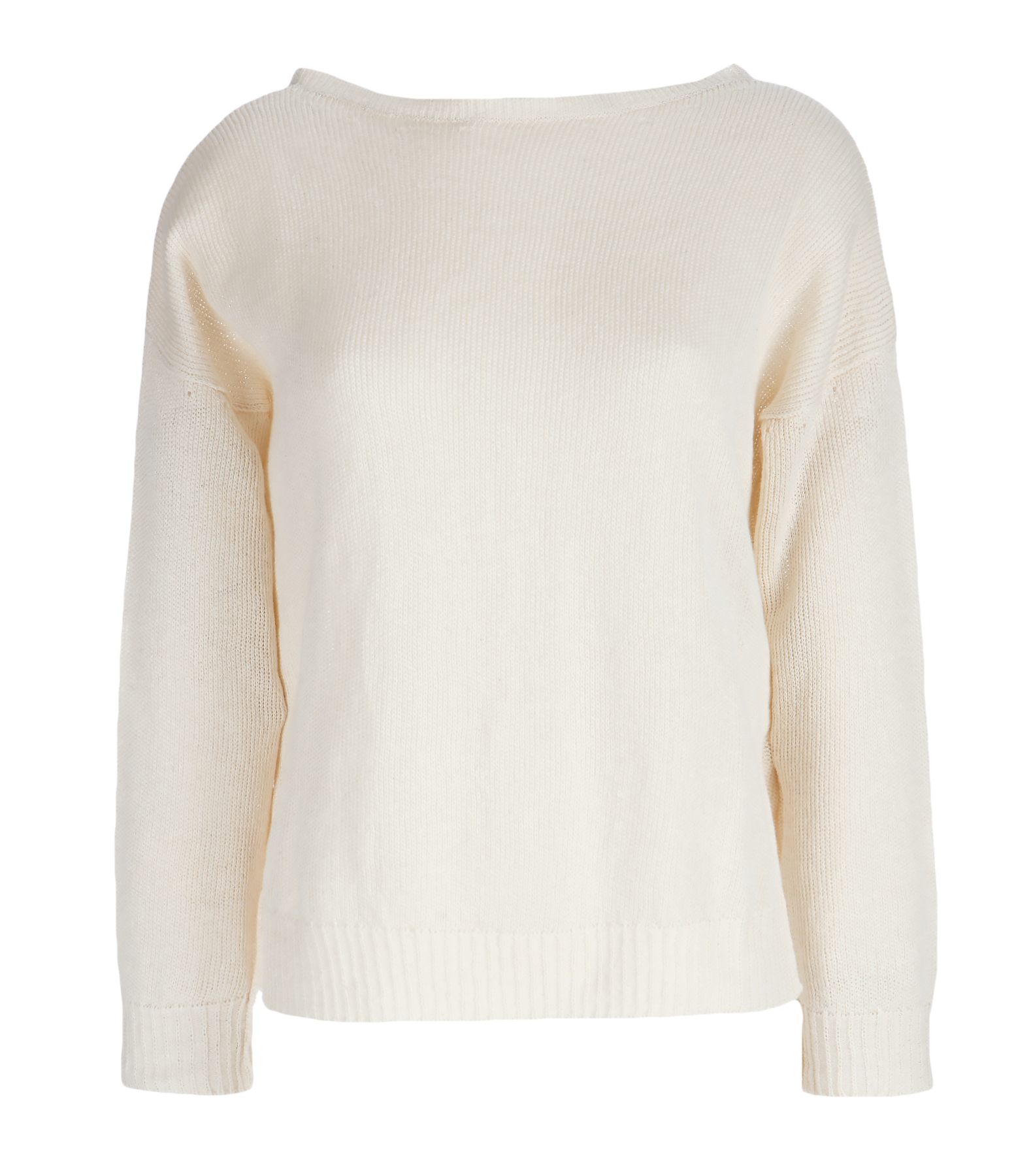 Pull Lin Coton Ivoire