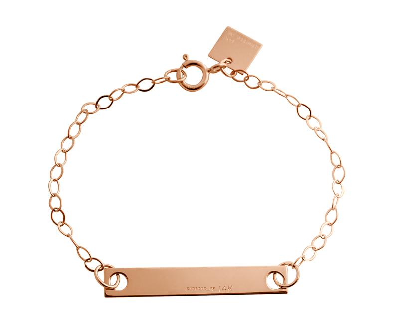 Bracelet Enfant Little Icons Baguette