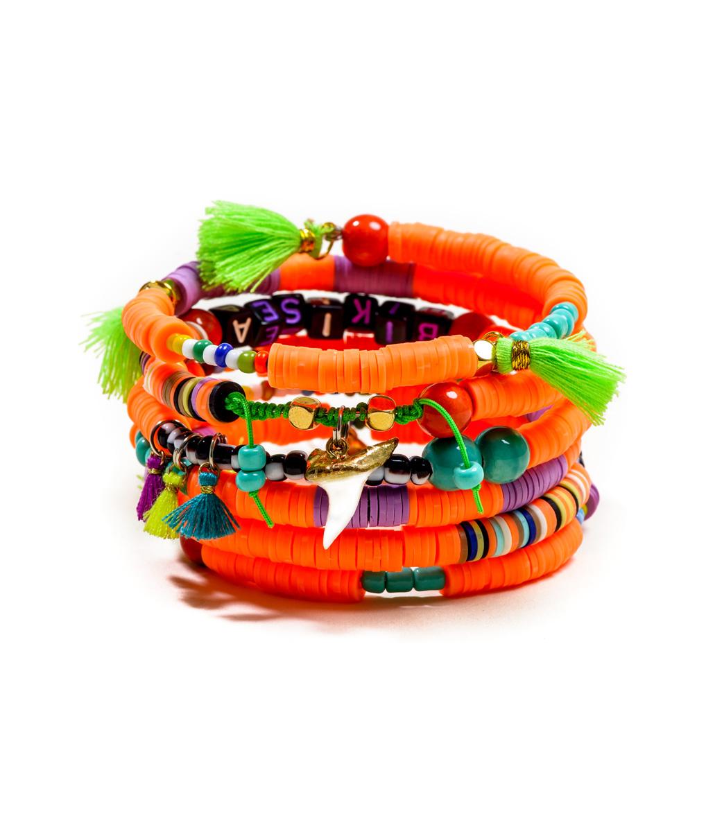 Bracelet Multi Magic Corail