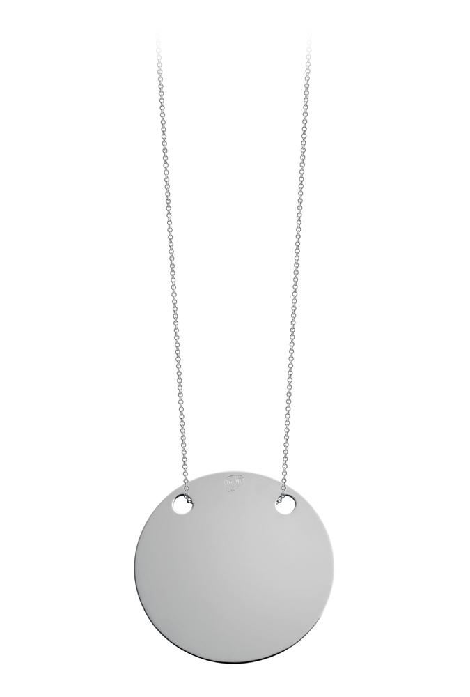 Collier Disc sur chaîne 50cm