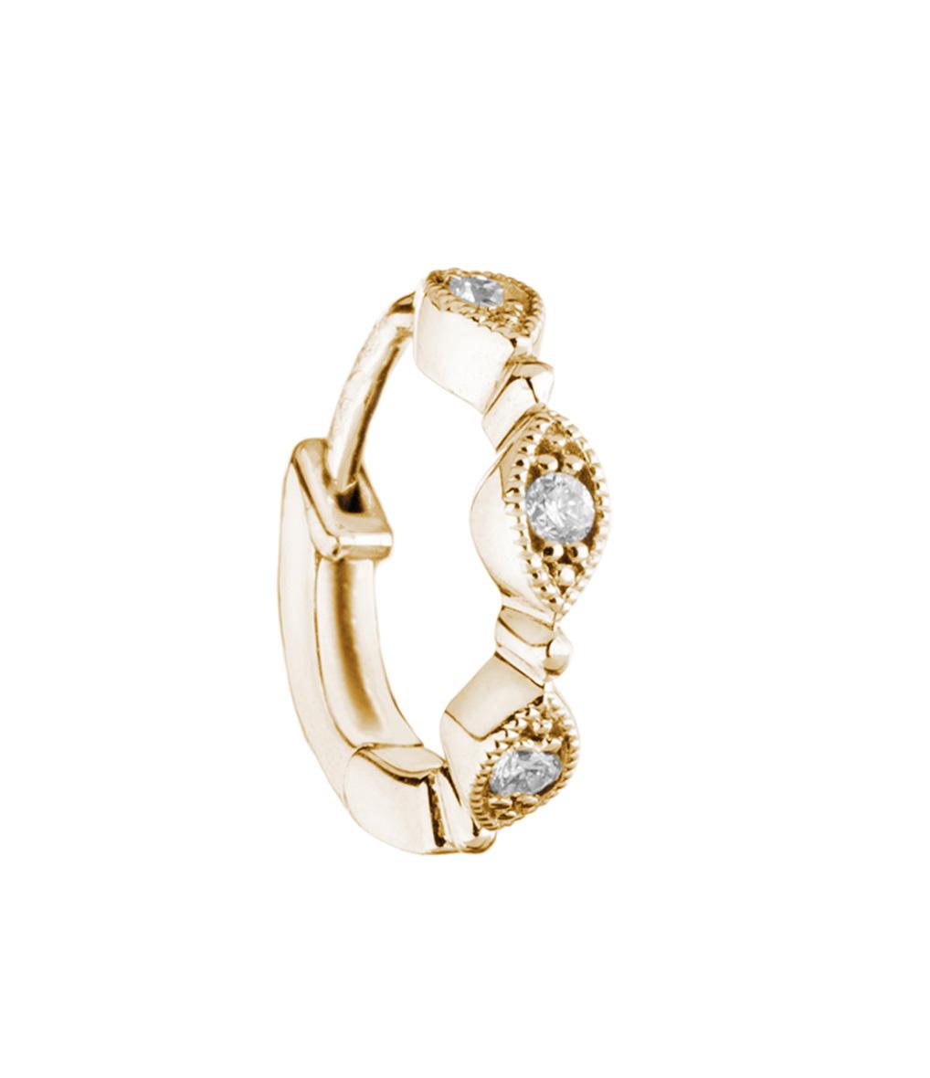 Mini Créole Yasmine Diamants (vendue à l'unité)