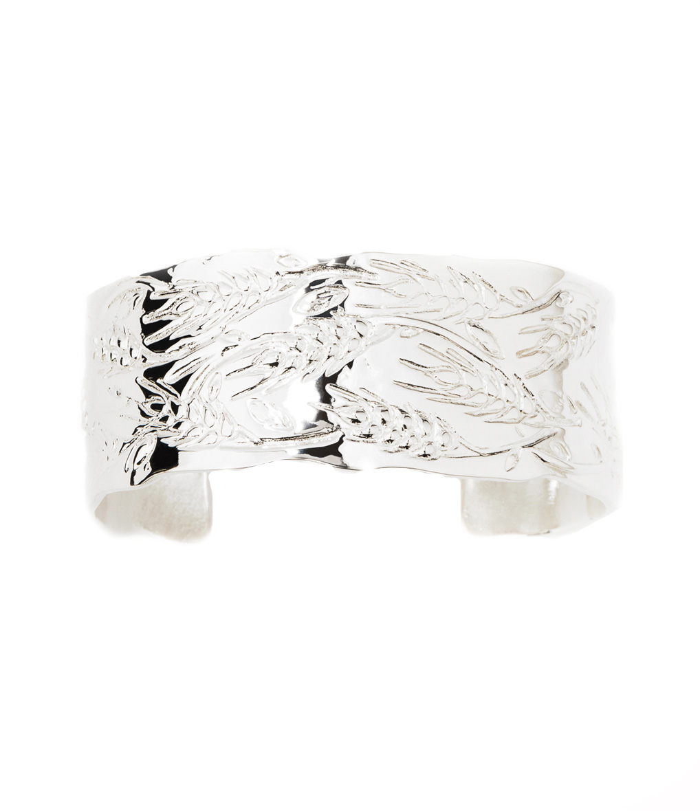 Bracelet Francoise Silver