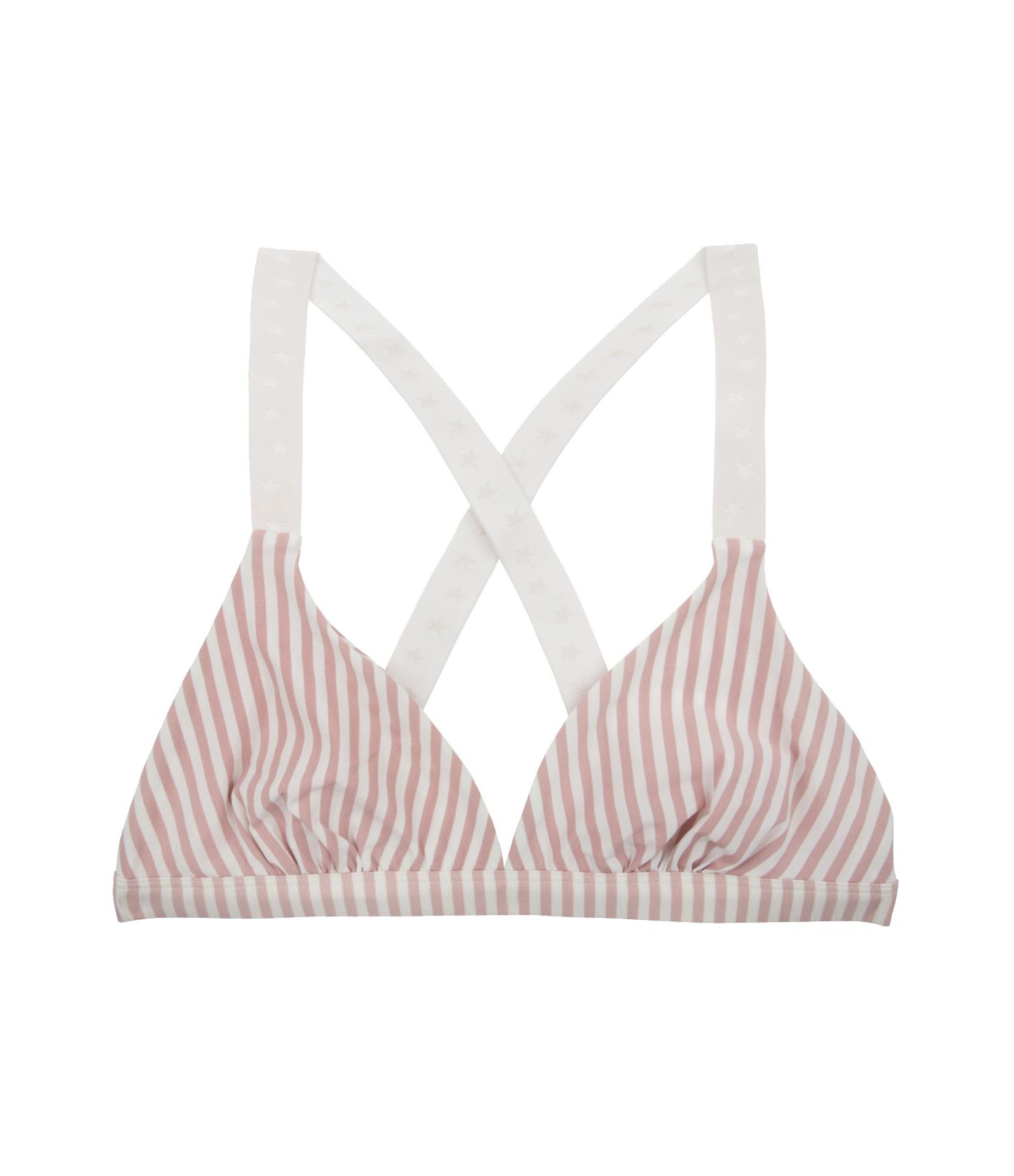 Maillot de Bain Triangle Uma Stripes
