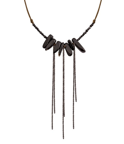 Collier Totem Onyx
