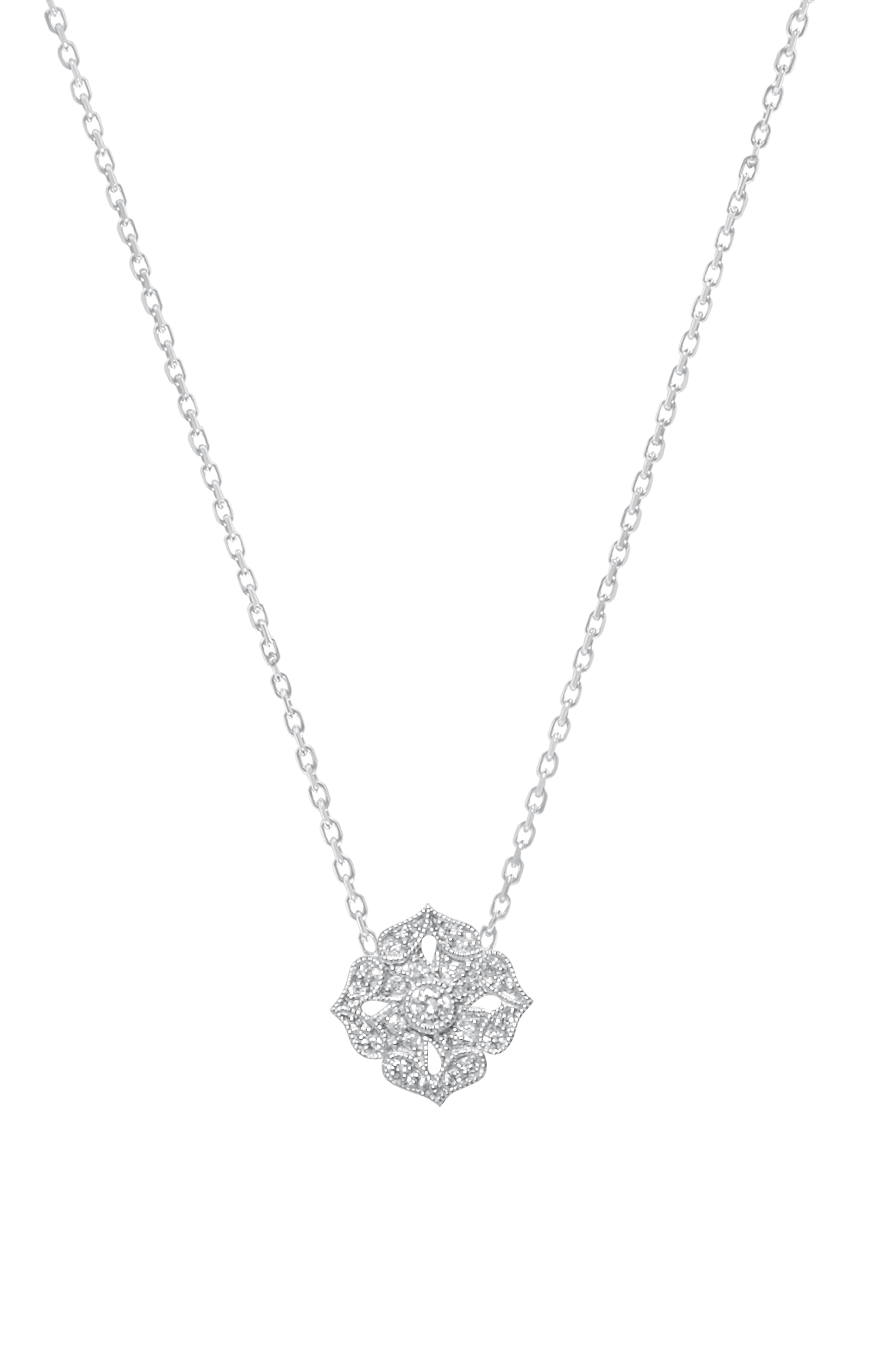 Collier Tiny Flower