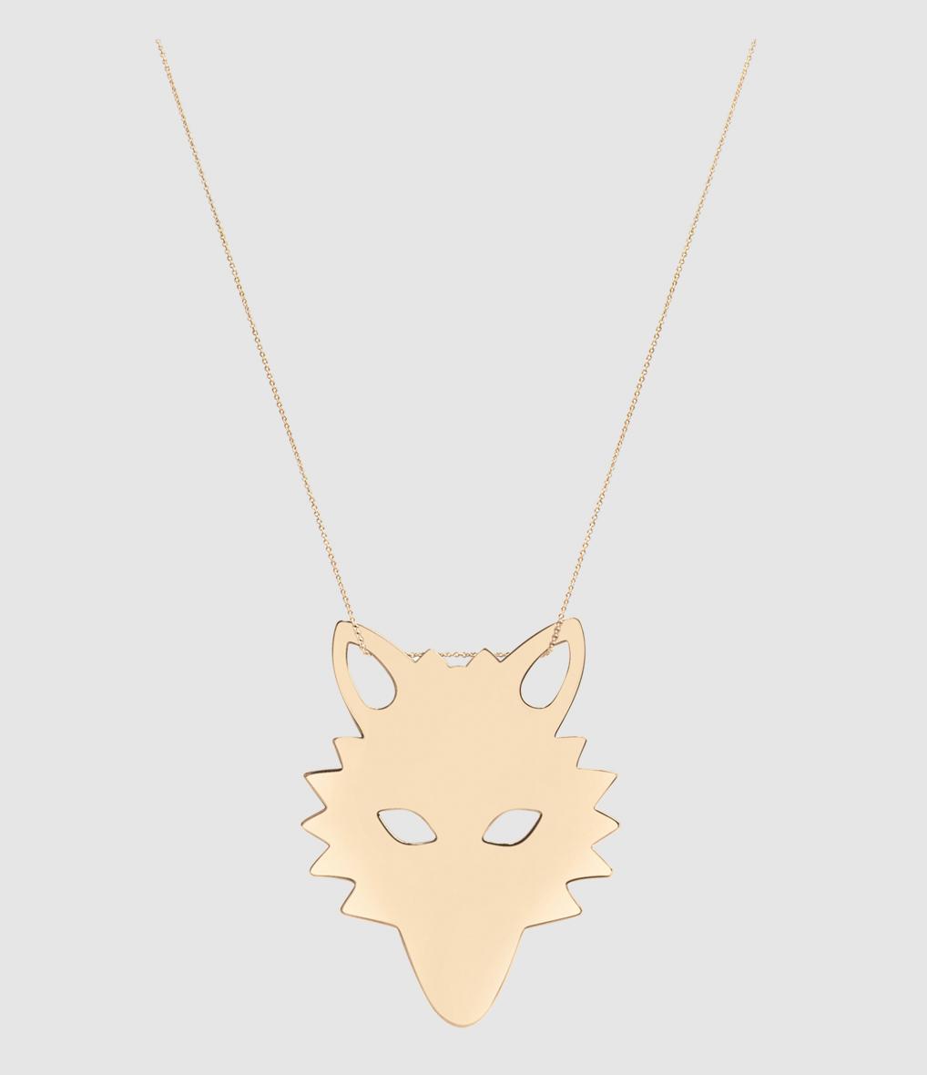 Collier Jumbo Wolf