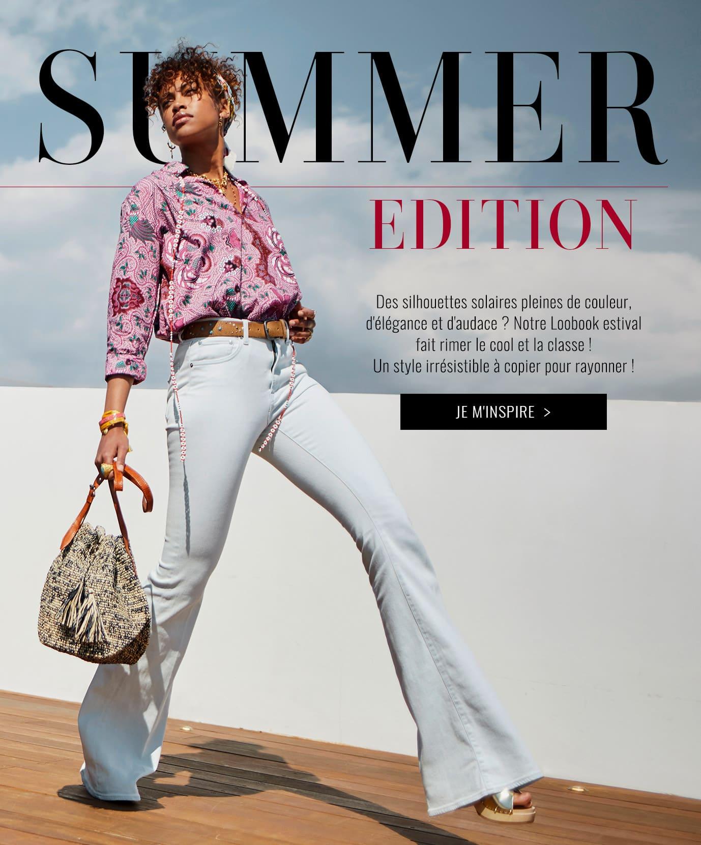 Lookbook summer edition