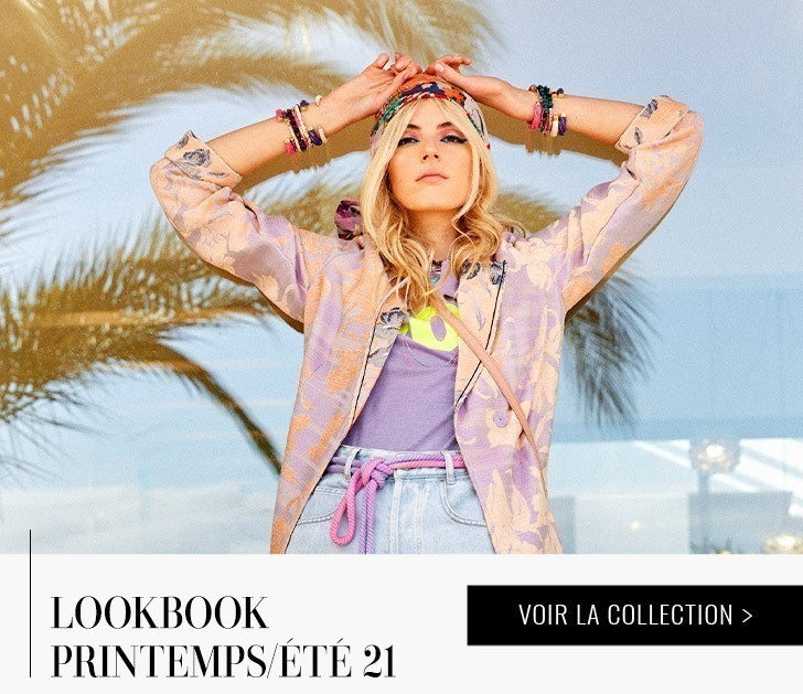 Lookbook printemps/été 21