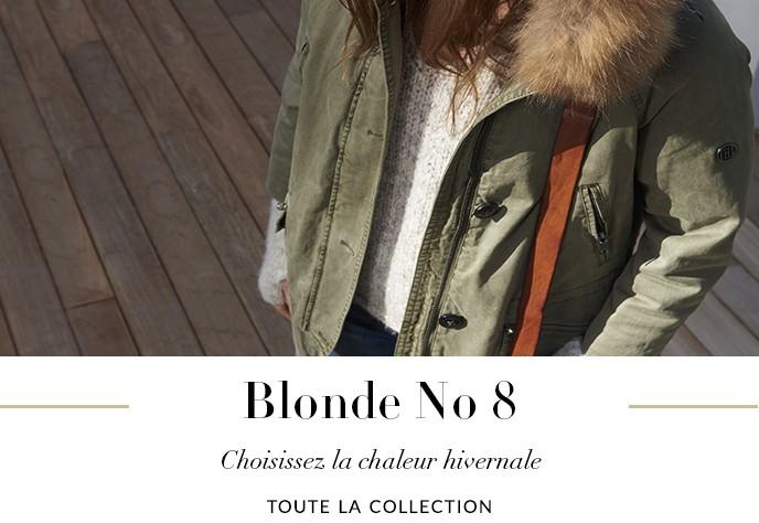 Blonde no8