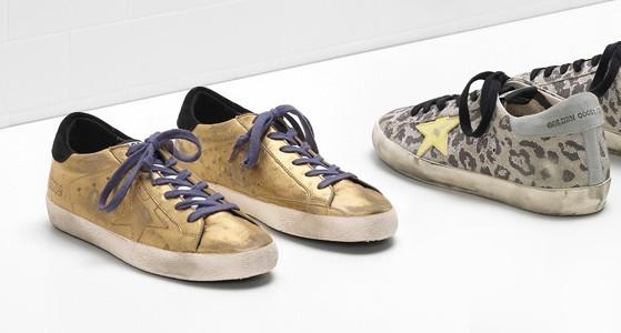 Golden Goose Sneakers Femme